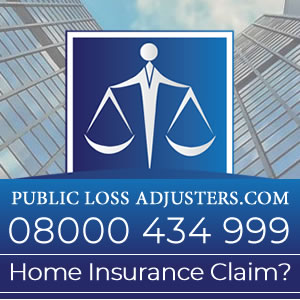 Need a loss adjuster to help with a home insurance claim?
